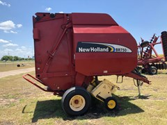 Baler-Round For Sale:  New Holland BR750A