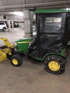 Riding Mower For Sale 2010 John Deere X720 , 27 HP