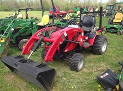 Tractor - Compact Utility For Sale 2014 Mahindra eMax22 , 22 HP