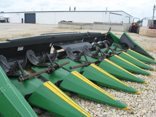 Header-Corn For Sale:  2012 Drago 830