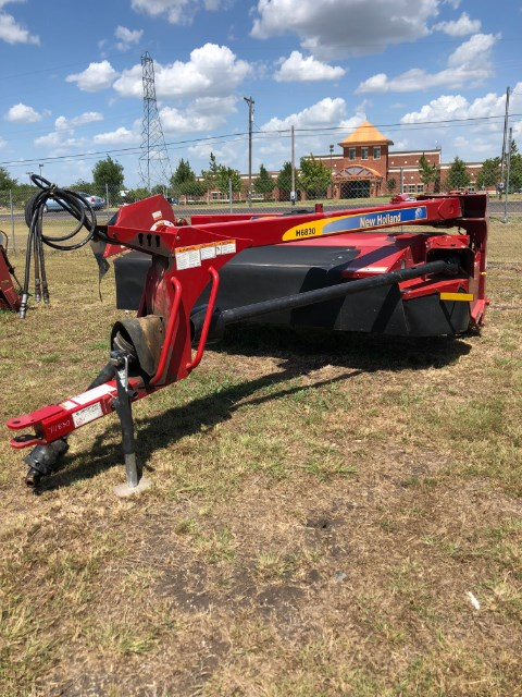 New Holland H6830 Mower Conditioner For Sale