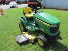 Riding Mower For Sale 2011 John Deere X340 , 25 HP