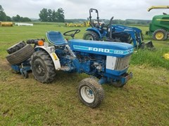 Tractor For Sale 1983 Ford 1210 , 16 HP