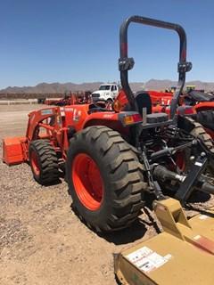 Tractor :  Kubota MX5200HST