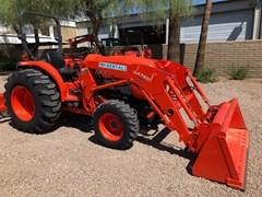 Tractor :  Kubota L4701HST
