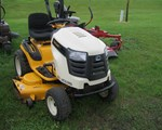 Riding Mower For Sale: 2014 Cub Cadet LGTX1050, 25 HP