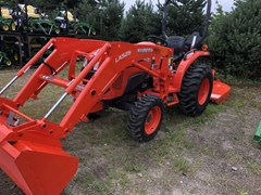 Tractor For Sale Kubota L3301