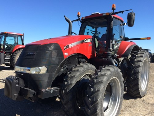 Tractor For Sale:  2014 Case IH 310 MAGNUM , 310 HP