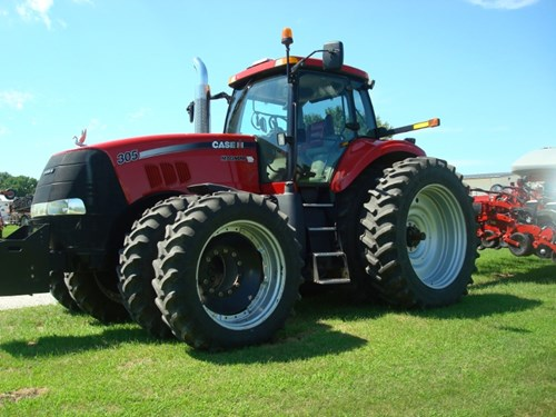 Tractor For Sale:  2007 Case IH 305 MAGNUM , 305 HP