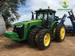 Tractor For Sale 2015 John Deere 8370R , 370 HP