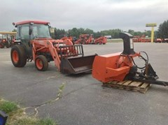 Tractor For Sale:  1999 Kubota L3710HSTC , 37 HP