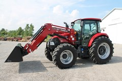 Tractor For Sale 2017 Case IH Farmall 100C , 80 HP