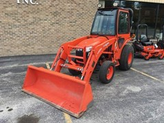 Tractor For Sale:  2013 Kubota L3800DT , 38 HP