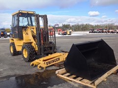 Wheel Loader For Sale:  1998 Swinger 3000