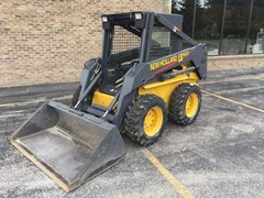 Skid Steer For Sale:  2000 New Holland LS160