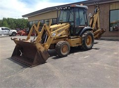 Loader Backhoe For Sale:  1996 Case 580 SUPER L