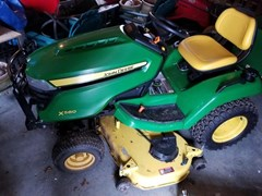 Riding Mower For Sale 2014 John Deere X540 , 25 HP