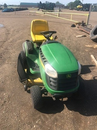 2013 John Deere D140 Riding Mower For Sale