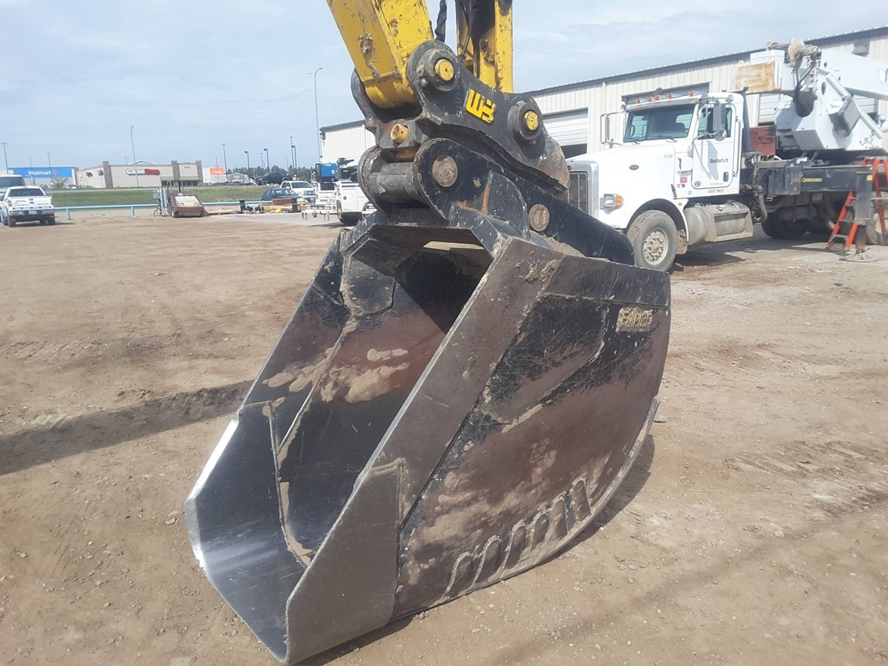 2018 EMPIRE SK260S Excavator Bucket For Sale