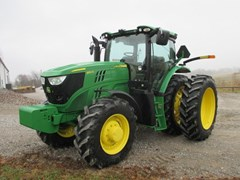 Tractor For Sale 2013 John Deere 6150R , 150 HP