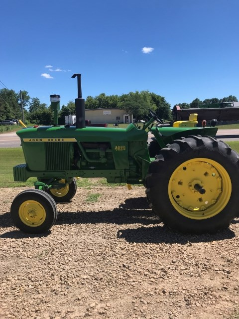 1967 John Deere 4020 Tractor For Sale