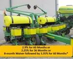 Planter For Sale: 2011 John Deere 1760