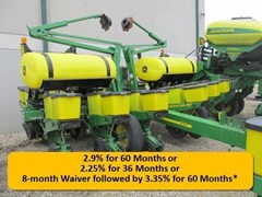 Planter For Sale:  2011 John Deere 1760