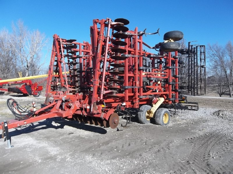 2010 Krause 6200-45 Mulch Finisher For Sale