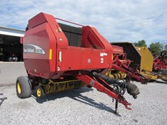 Baler-Round For Sale 2003 New Holland BR780