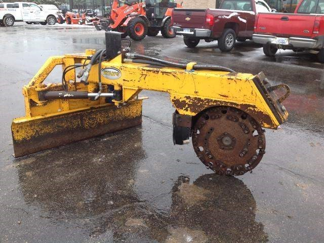 2007 Other PREDATOR 500 Stump Grinder For Sale