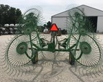 Hay Rake For Sale: 2005 John Deere 702