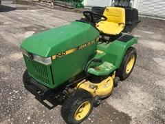 Riding Mower For Sale:  1988 John Deere 240 , 14 HP