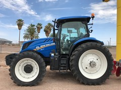 Tractor  2016 New Holland T6.180