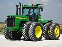 Tractor For Sale 1997 John Deere 9200
