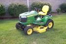 Riding Mower For Sale:  2015 John Deere X739 , 25 HP