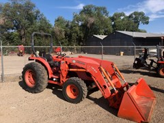 Tractor For Sale 2008 Kubota MX5100DT