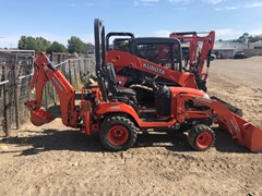 Tractor For Sale 2016 Kubota BX25DTLB , 25 HP