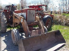 Tractor For Sale IH 656