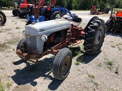 Tractor For Sale:   Ford 8N