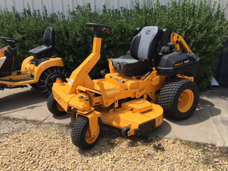 2017 Cub Cadet ProZ760 SK Zero Turn Mower For Sale