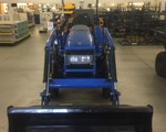 Tractor - Compact For Sale: 2018 New Holland Workmaster 25, 25 HP