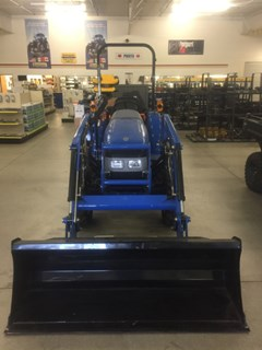 Tractor - Compact Utility For Sale 2020 New Holland Workmaster 25 , 25 HP