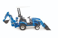 Tractor - Compact For Sale:  2018 New Holland Workmaster 25S , 25 HP