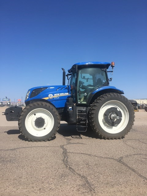 2016 New Holland T7.245 Tractor For Sale