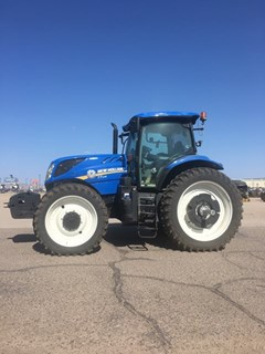 Tractor For Sale:  2016 New Holland T7.245