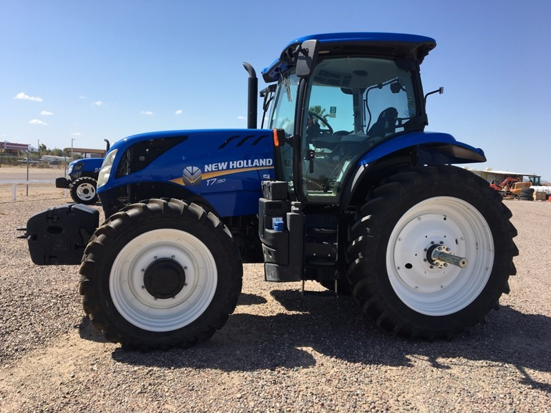 2016 New Holland T7.190 Tractor For Sale