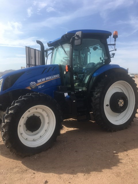2016 New Holland T6.180 Tractor For Sale