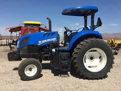 Tractor For Sale 2016 New Holland TS6.110
