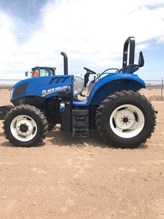 Tractor For Sale 2016 New Holland TS6.120