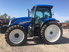 Tractor For Sale:  2016 New Holland T6.175